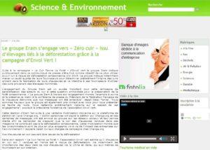 science et environnement