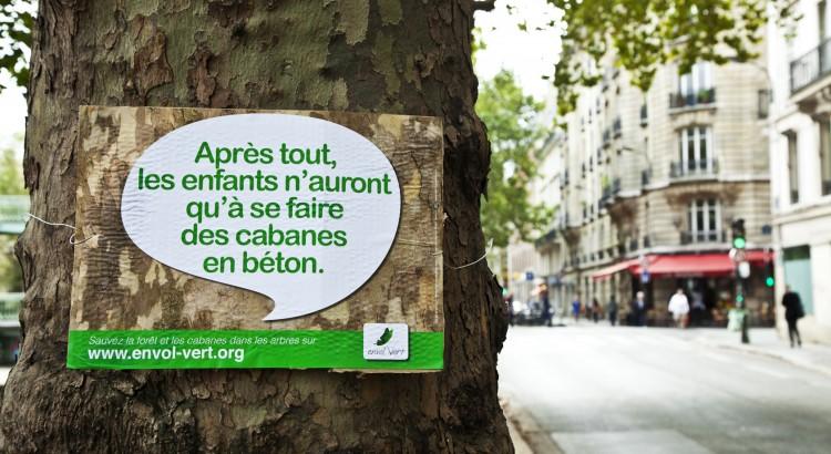 Les arbres nous parlent ©L.Durant