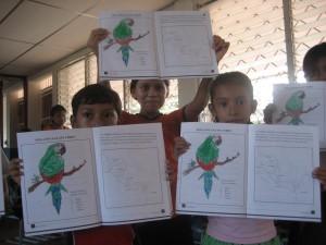 fotos taller Boca Escalera niños 155