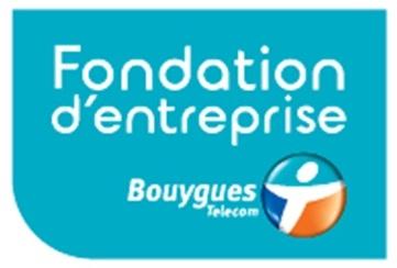 logo fondation bouyges tel