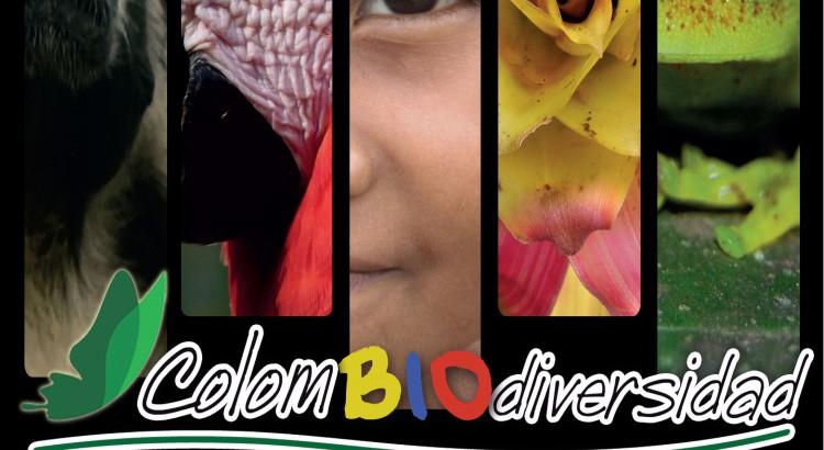 Affiche événement Colombiodiversidad