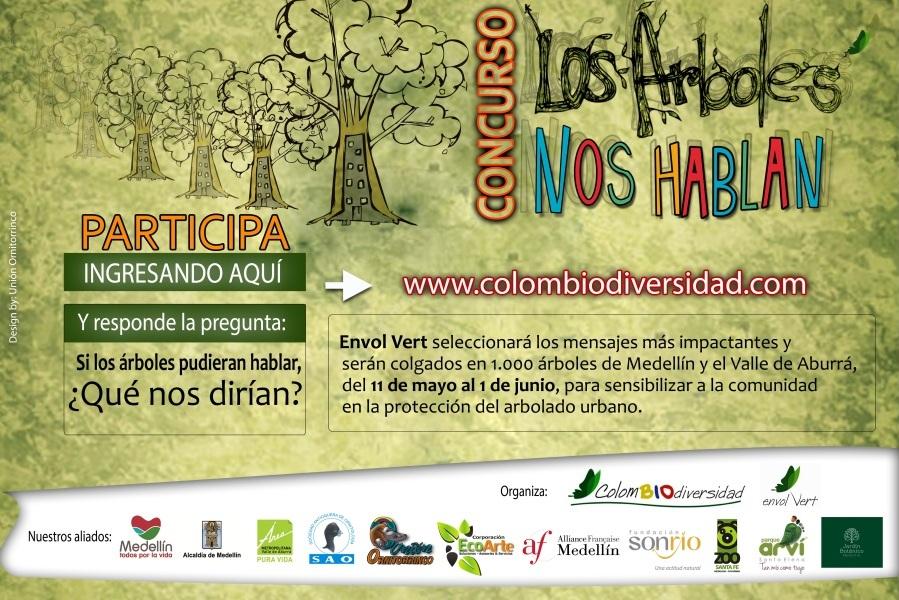 Affiche Colombiodiversidad
