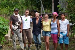 Noyer maya l'équipe