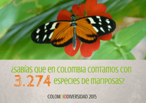Colombia diversidad 2015 conferencias