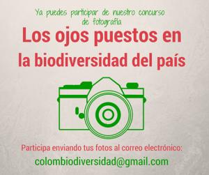 Colombiodiversidad 2015