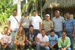 Inga Cropping Honduras