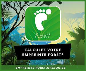 Calculez votre Empreinte Forêt