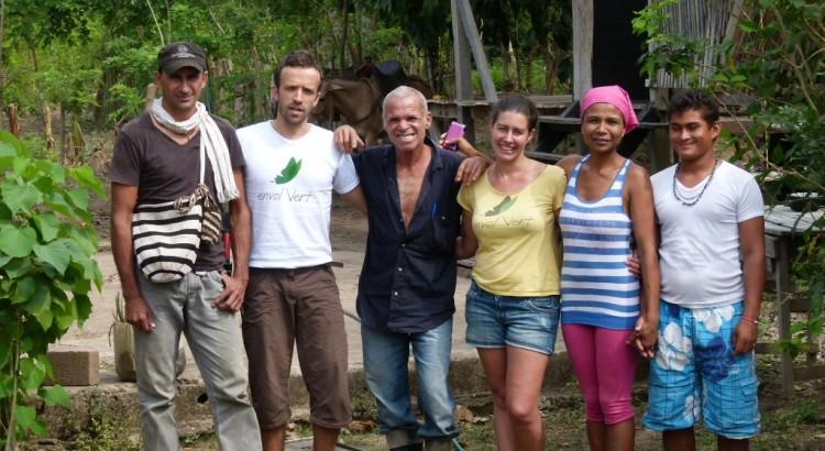 tf1 sur le projet noyer maya et restauration forestière