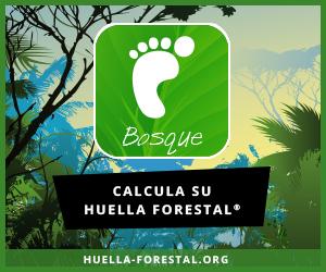 Huella forestal
