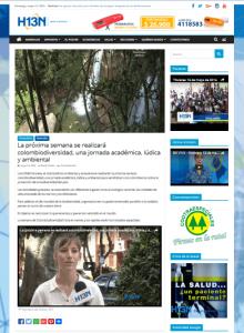 prensa colombiodiversidad