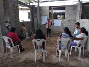 organisation des groupes Tingo Maria