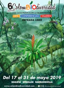 Affiche Colombiodiversidad 6