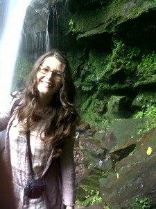 Aline, bénévole écotourisme