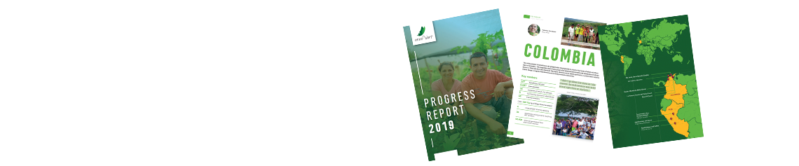 2019 Envol Vert Progress Report