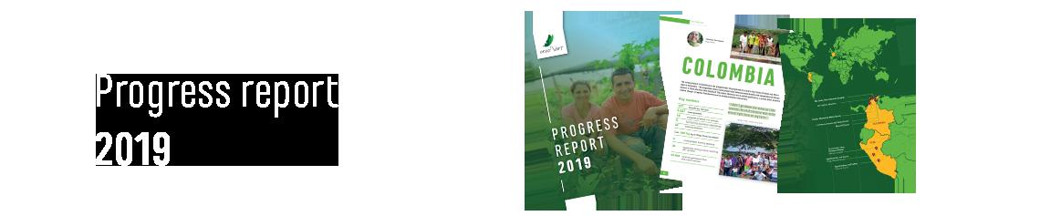 2019 Envol Vert Progress Report